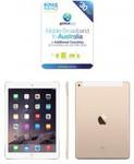 Apple iPad Air 2 Wi-Fi + Cellular 16GB $700.20, 64GB $807.30, 128GB $899.10 @ Dick Smith