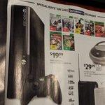 Xbox 360 Console $169 @ ALDI on sale Dec 5, Assorted Xbox 360 Games $19.99