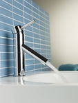 A2-102 Cosmos Short Angle Bathroom Basin Mixer $75 + Free Shipping - Bathroomsynergy.com