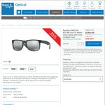 Bupa Sunglasses Sale: Ray-Ban Justin $48.00 Free Shipping (RRP $160) + More