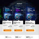 Bitdefender 2016 70% off - Internet Security $29.98 and Total Security $38.99