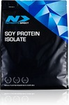 40% off Soy Protein Isolate 1kg Varieties at Nutrientsdirect.com.au. $12 Flat Rate for Shipping
