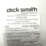 Bose 30% off - Headphones QC25 $279 @ Dick Smith Innaloo WA (in-Store Only)