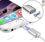 1M Magnetic 8-Pin Lightning USB Cable for iPhone/iPad AU$6.34 (US$4.79) Shipped @ TinyDeal