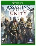 [Xbox One] Assassin's Creed Unity - Digital Code AU$4.12 ($3.91 with FB Like) @ CD Keys