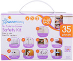 Dreambaby Safety Value Pack - 35 Pcs - $15 down from $25 Save 40% @ Target