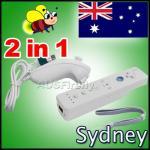 Nintendo Wii Deals: Controller + Nunchuck $25, MotionPlus $16 Free Postage