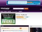 Buy 2 'A' Reserve Tix and Save $50 to See WICKED The Musical (Sydney)