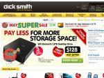 WD Elements 1.5TB Desktop Hard Drive $128 Delivered @DickSmith Online (3 Days Only)