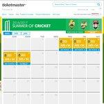 15% off Tickets Australia V Pakistan Test Series