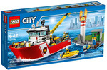 LEGO City Fire Boat (60109) for $55 +Shipping - More LEGO Sets at 30% off @ Shopforme