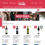 $25 Wine Voucher to Use on Anything from The Cracka Wines Website (Minimum Spend $110)
