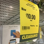 Bunnings Warehouse: Square Reader $5-$10 (Normally $19)