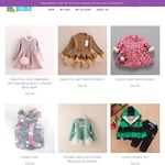 Kids Dresses - 10% off on All Products + $10 Flat Shipping Anywhere in Australia @ Bubz