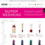 40% off All Revlon @ Myer Super Weekend