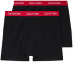 CALVIN KLEIN Boys 2pk Boxer Briefs (Pro Stretch) $1.20 & Boys 2pk Trunk $6  & Girls 3pk $6 (After 40% Off) @ David Jones Free C&