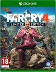 Far Cry 4 Limited Edition for Xbox One $10 Delivered @ Microsoft Australia eBay