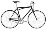 Fluid 2016 Fixie Bike Black 57cm/54cm $99 (was $449) @ Anaconda (In-Store and Online)