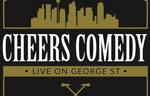 Cheers Comedy - $10/Ticket (50% off) + $1.44 Fee - Wednesday September 6th [Sydney]