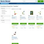 Mookie Swingball Sets (Totem Tennis, Totem Soccer, Basketball Set) - $15 Ea HN Big Buys, Were $60-100