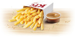 KFC - Large Chips and Gravy $2.50