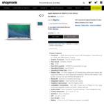 "Apple 13"" MacBook Air 2017 Model MQD32 (128GB, 1.8GHz, i5) $999 Delivered (SG) @ Shopmonk"