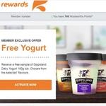 Free 160g Gippsland Dairy Yogurt @ Woolworths