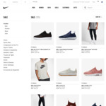 Extra 25% off Sale Items + Free Standard Shipping (e.g. Air Max Sequent $83.99, Originally $160) @ Nike.com