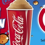 Large Frozen Coke $1 (Selected Stores) @ Coles Express