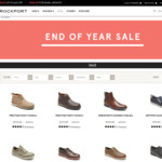 Rockport Further Reductions - up to 60% off