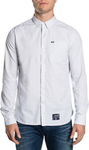 58% off Superdry Boston Button Down Long Sleeve White 100% Cotton Business Shirt Sizes S-XXXL $44.80 @ Myer