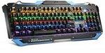 Madgiga K400 RGB Mechanical Keyboard US $28.99 Delivered (AU $37.42, 70% off) @ Zanbase
