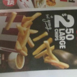 $2.50 Large Chips and Gravy @ KFC via App (Nationwide?)