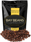 2kg  Premium Coffee Beans $49.70 Delivered (½ Price) @ Bay Beans