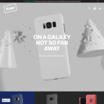 Best S9 / S9 Plus Skin Case at for Free ~ Shipping US14.95 @ Caselogy