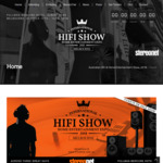[VIC] Melbourne Hifi & AV Show Half Price Tickets (Adults $11 1 Day Pass, $25 for 3 Day, Student $7.50) @ Pullman Hotel