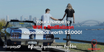 Win a $1,000 RedBalloon Gift Voucher from Afterpay