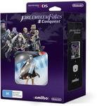 Fire Emblem Fates Conquest 3DS Amiibo Bundle - $24 @ JB Hi-Fi (Click & Collect Only)