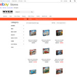40% off Selected LEGO @ Myer eBay