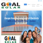 [QLD] Tier-1 Jinko + Fronius 6.6kw Solar System Starting from $4150 @ Goal Solar