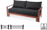 Timber Day Bed $199, Hanging Sun Lounger $199 @ ALDI