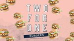 [VIC & WA] 2 for 1 Burgers @ Huxtaburger on Thursday, August 23 at 10:30 AM - 8 PM