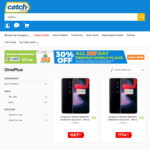 OnePlus 6 A6000 6GB/64GB $687.90, 8GB/128GB $773.90 Delivered @ Catch