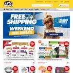 Free Shipping Australia-Wide (No Minimum Spend) @ My Pet Warehouse