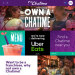 Double Points for Drink Purchases at Chatime