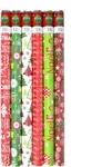 Deck The Halls 70cm x 15m Christmas Wrapping Paper $3 @ Bunnings