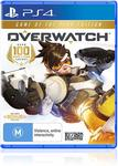 [PS4, PC, XB1] Overwatch GOTY Edition $19, [PS4] Madden NFL 19 $39 + Delivery (Free with Prime or $49 Spend) @ Amazon AU