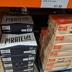 Pirate Life Throwback IPA & Pale Ale $67.99 for 24 Cans @ Costco (Membership Required)