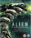 Alien 1-6 Movie Blu-Ray Boxset $21.99 Free Shipping with Code at OzGameShop
