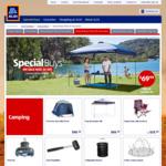 ALDI Special Buys: Microfiber Cloths 20pk $6.99, Tent $99.99, Gazebo $69.99, Instant up Stretcher $49.99